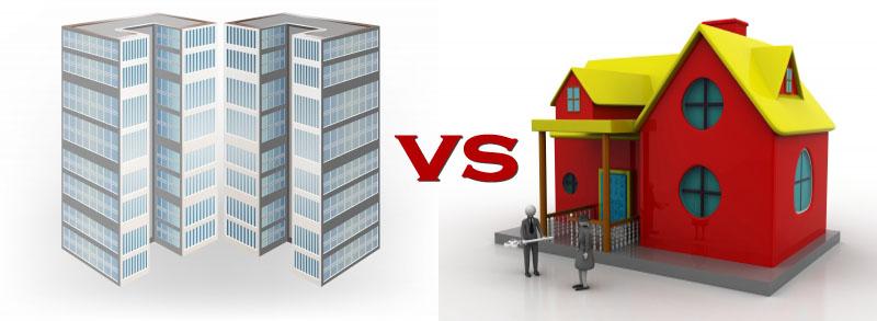 Condo vs Single Family Home