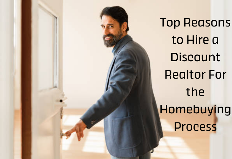 Discount realtor homebuying process